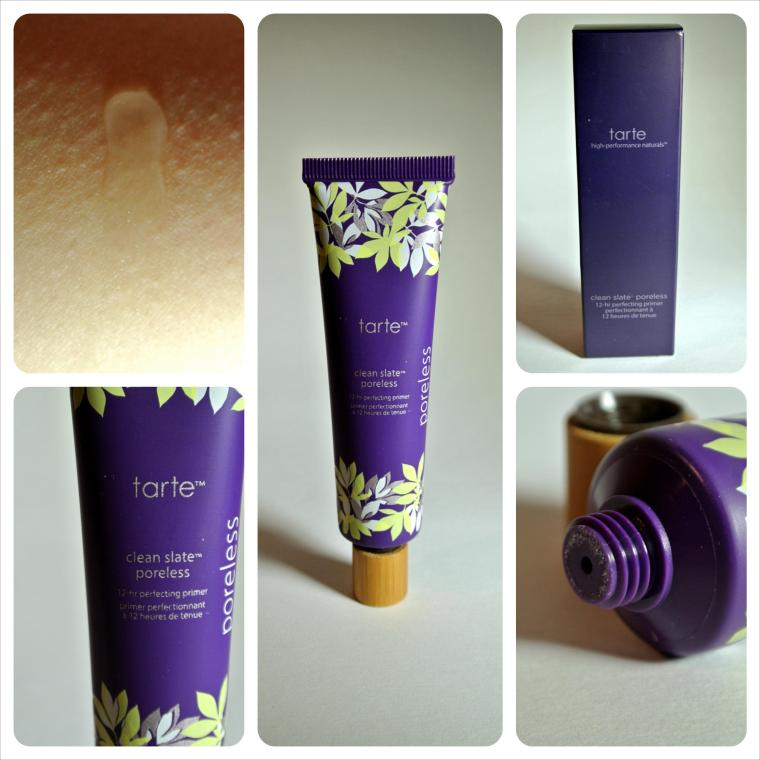 tarte - clean slate poreless