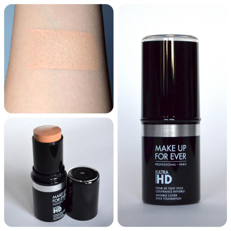 make up for ever - hd invisible cover stick foundation complete