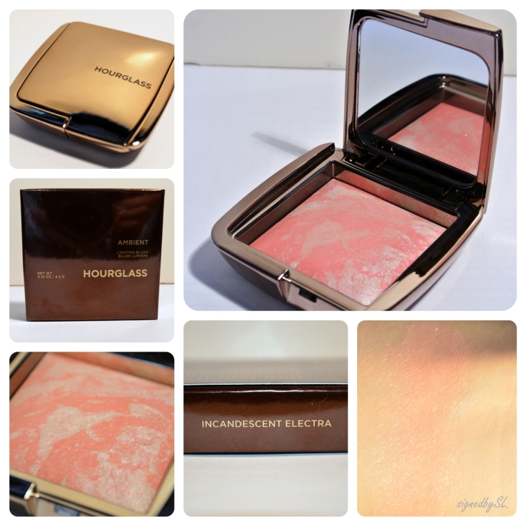hourglass - ambient lighting blush complete